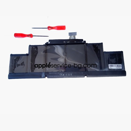 "Батерия A1417  за Apple MacBook Pro 15"" Retina A1398 (Mid 2012 Early 2013) 95Wh"