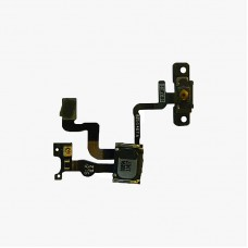 821-1467-A  iPhone 4S Power Button Flex Cable With Ear Speaker & Proximity Sensor